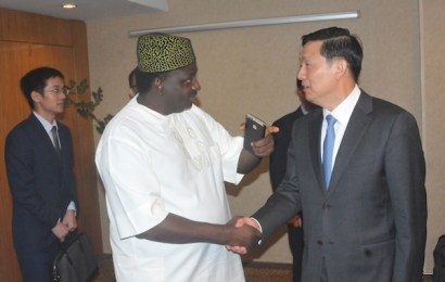 Buhari extols Nigeria's relationship with China