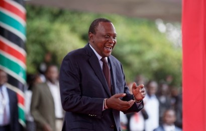 Kenyatta wins second term
