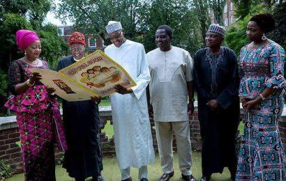 Buhari: There's tremendous improvement in my health