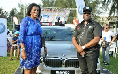 Cultural diversity on display as Coscharis welcomes new BMW 5 Series to Nigeria