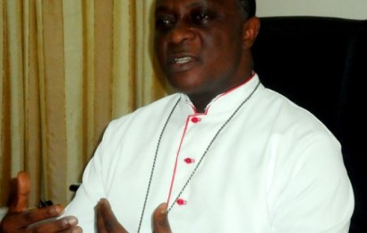 Archbishop Adewale Martins: There's hope for Nigeria