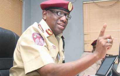 FRSC Conducts 1,761 Eye Test, Discovers 350 Drivers With Sight Defects