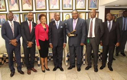 Hassan Bello at Stock Exchange as more investors indicate interest in Nigeria's economy