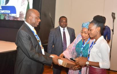 Ambrose Alli varsity student emerges winner of NIMASA's essay competition, gets N500,000 education grant
