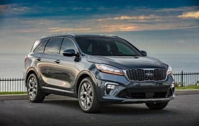 Kia unveils new Sorento SUV