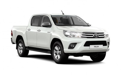 Toyota Hilux maintains position as market leader in 2017