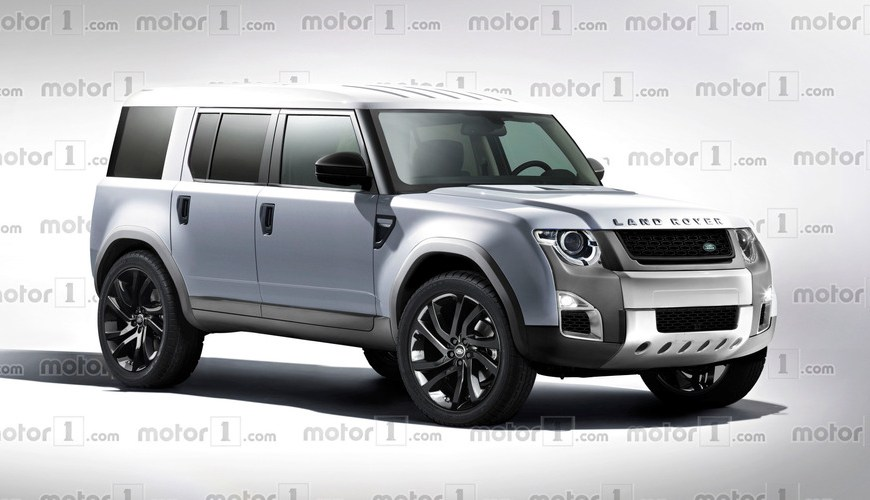 Land Rover to unveil new Defender in 2018, targets 100,000 units worldwide
