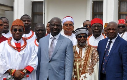 Obaseki inaugurates traditional council