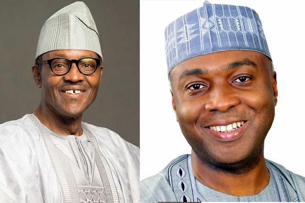 Buhari meets Saraki, Dogara behind closed doors