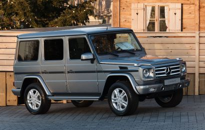 Mercedes-Benz Emerges Most Valuable Brand In Global Study