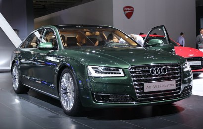 Audi delivers 1.8m vehicles in 2017