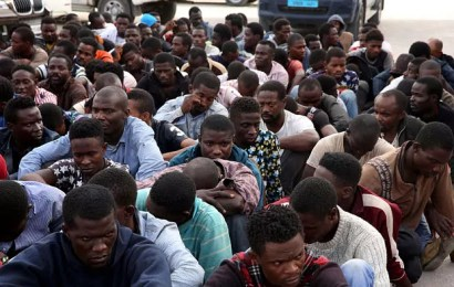16,387 Nigerians deported from Libya, Saudi, others in 2017