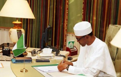 Buhari signs Air Services Agreements with China, Qatar, Singapore, Others