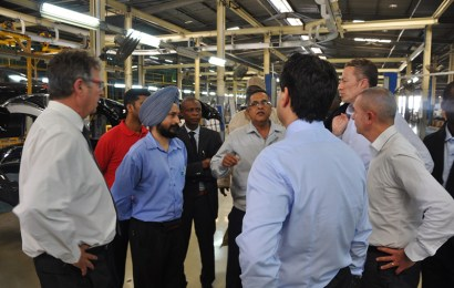 Nissan Team In Nigeria, Discusses Modalities for Vibrant Auto Market