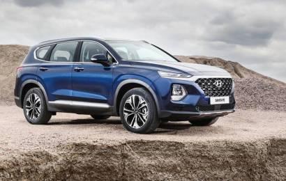 New Hyundai Santa Fe Debuts March 6