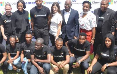Diamond Bank Unveils  Game-enabled Digital Savings Platform