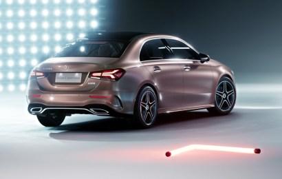 Mercedes-Benz Unveils New A-Class