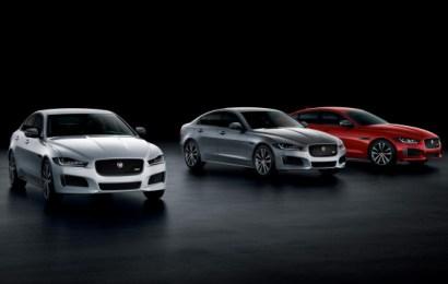 New Jaguar XE, XF Get 300 Sport Trim