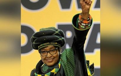 Buhari Mourns Winnie Mandela