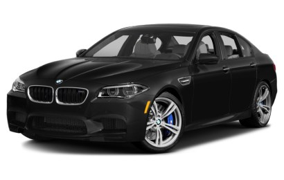 BMW M5 Wins 2018 World Performance Car