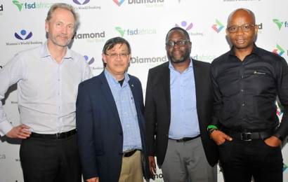 FSD Africa Pledges More Support For Diamond Bank's Financial Inclusion Project