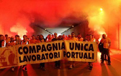 Port Workers Begin Nation-Wide Strike
