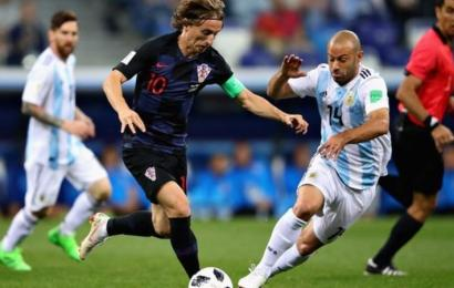 Messi Under Pressure As Argentina Face Early Exit