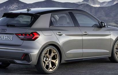 New Audi A1 Sportback Debuts