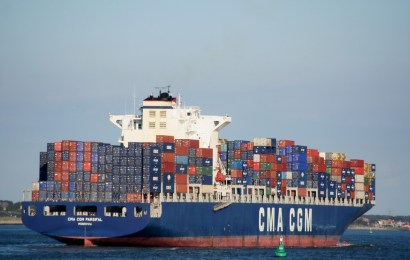 Container Tracking Note Takes Off In Liberia