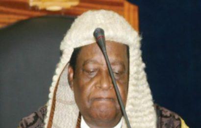 Buhari, Others Mourn Former CJN, Aloysius Katsina-Alu