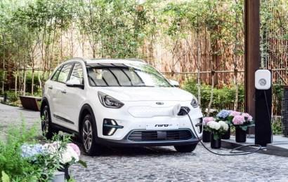 Kia Niro EV Crossover Debuts