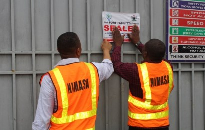 ISPS Code: NIMASA Seals Heyden Petroleum Jetty, NIPCO, Others
