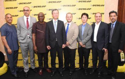 Dunlop Unveils New SP FM800 In Nigeria