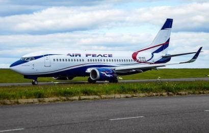 Air Peace Begins Port Harcourt NAF Base flights January 18