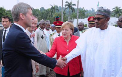 Buhari To Merkel:We Respect Rule Of Law, Agreements