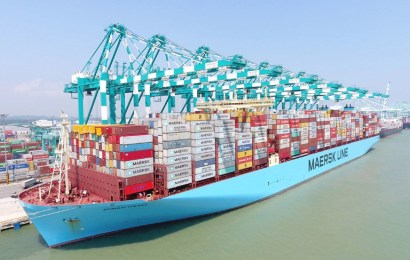 Maersk Invests In Digital Freight-Booking