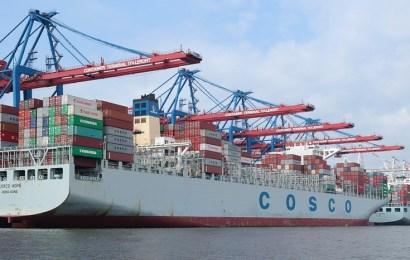 COSCO, Abu Dhabi Ports Open New Terminal