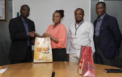 SIFAX Group Photo News