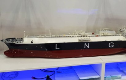 Firm Secures $376.8m Order For LNG Carrier