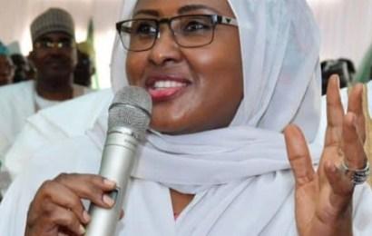 Aisha Buhari Canvasses Unity, Peace, Love