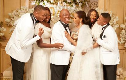 Chief Razaq And Shade Okoya To Celebrate 20th Wedding Anniversary