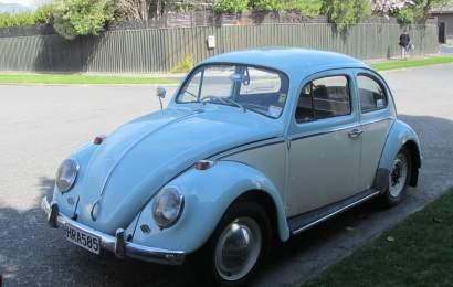 Volkswagen Wins Copyright Battle For Beetle