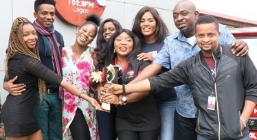 Max 102.3 FM Wins 'Innovative Young Radio Station Of The Year' Award