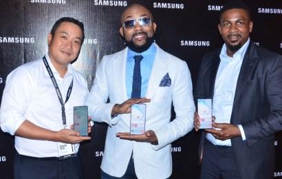 New Samsung Galaxy Note 10 Debuts In Nigeria