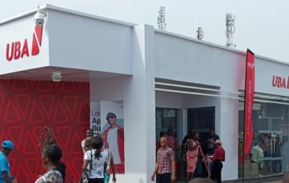 UBA Offers Full Banking Services At Lagos Trade Fair
