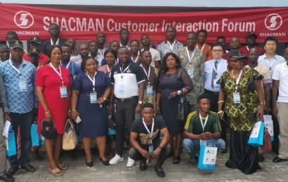 SHACMAN Truck Renews Partnership With Stakeholders In Benin, Warri, Port Harcourt