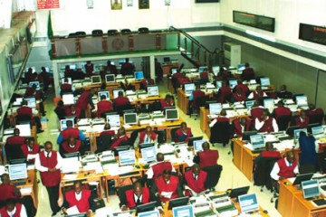 Market Capitalisation Declines By N96b In January