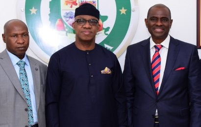 Abiodun Receives Airtel Management Team, Lauds Support For Security Trust Fund