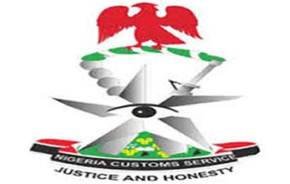 Customs Impounds 5,040 Cartons Of Red Grape Drink