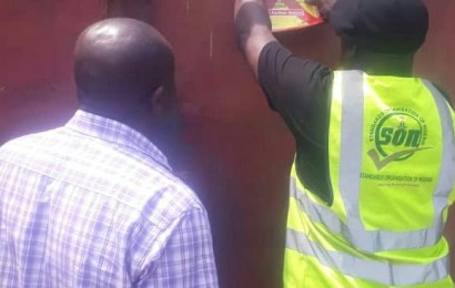 SON Seals 13 Steel Firms In Lagos, Ogun, Abia, Others